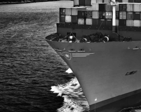 shipping industry consolidation