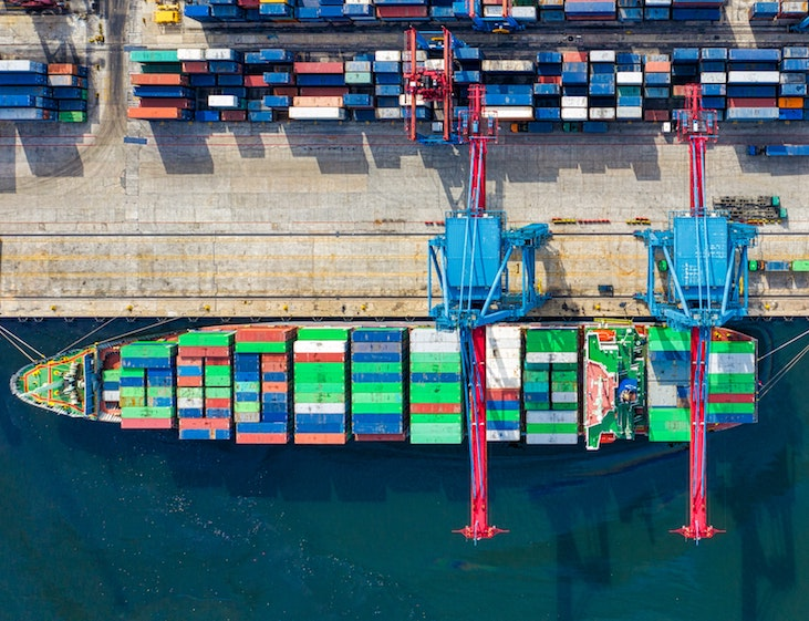 south china port closure