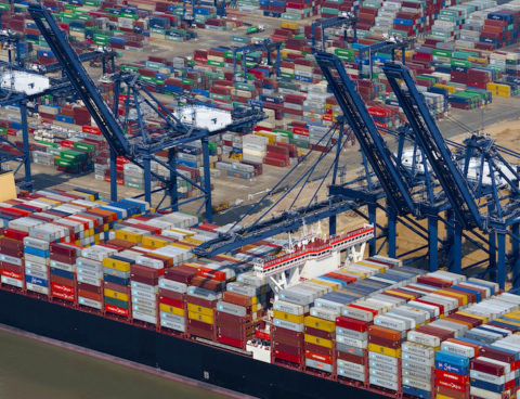 Brexit Stockpiling Adding To Port Chaos