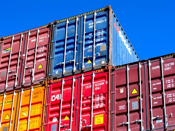 container shortages