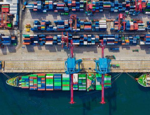 gridlock at UK ports