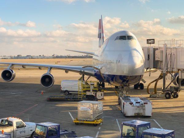 air freight volatility