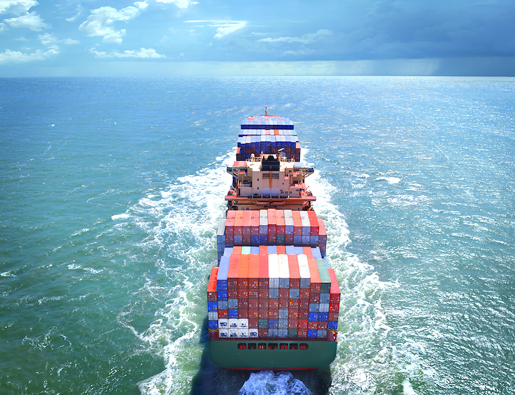 Challenges to Sea Freight Services